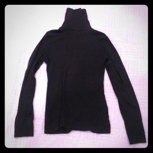 Gray Express Turtleneck